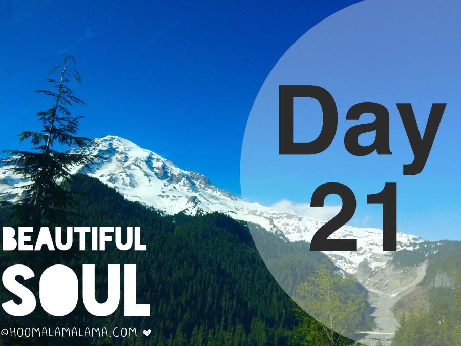 Beautiful Soul – Day21