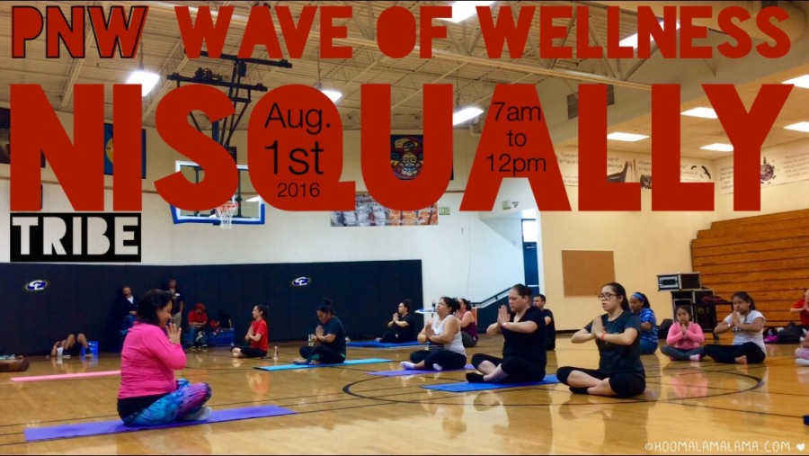Nisqually Tribe's Wave OfWellness