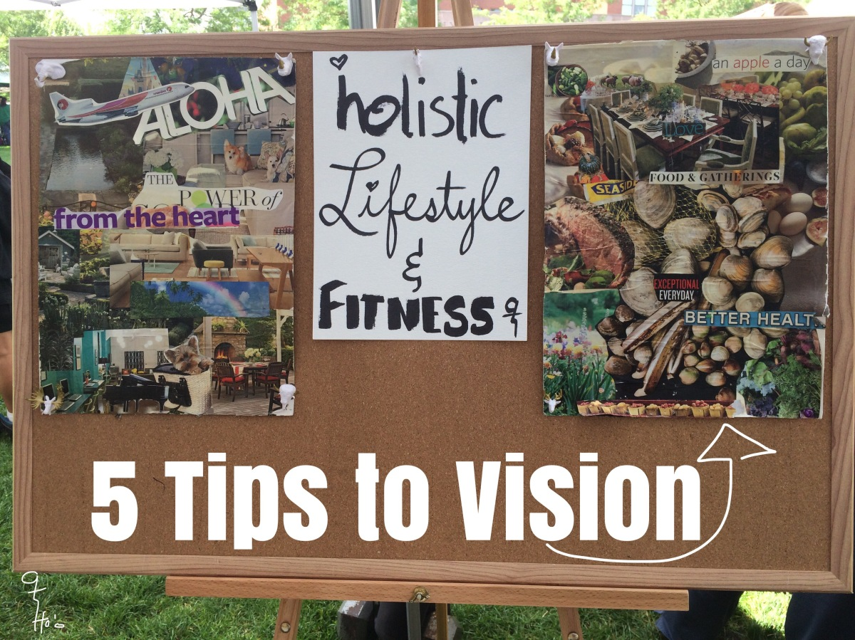 5 Tips to Vision. [Fitness Edition]