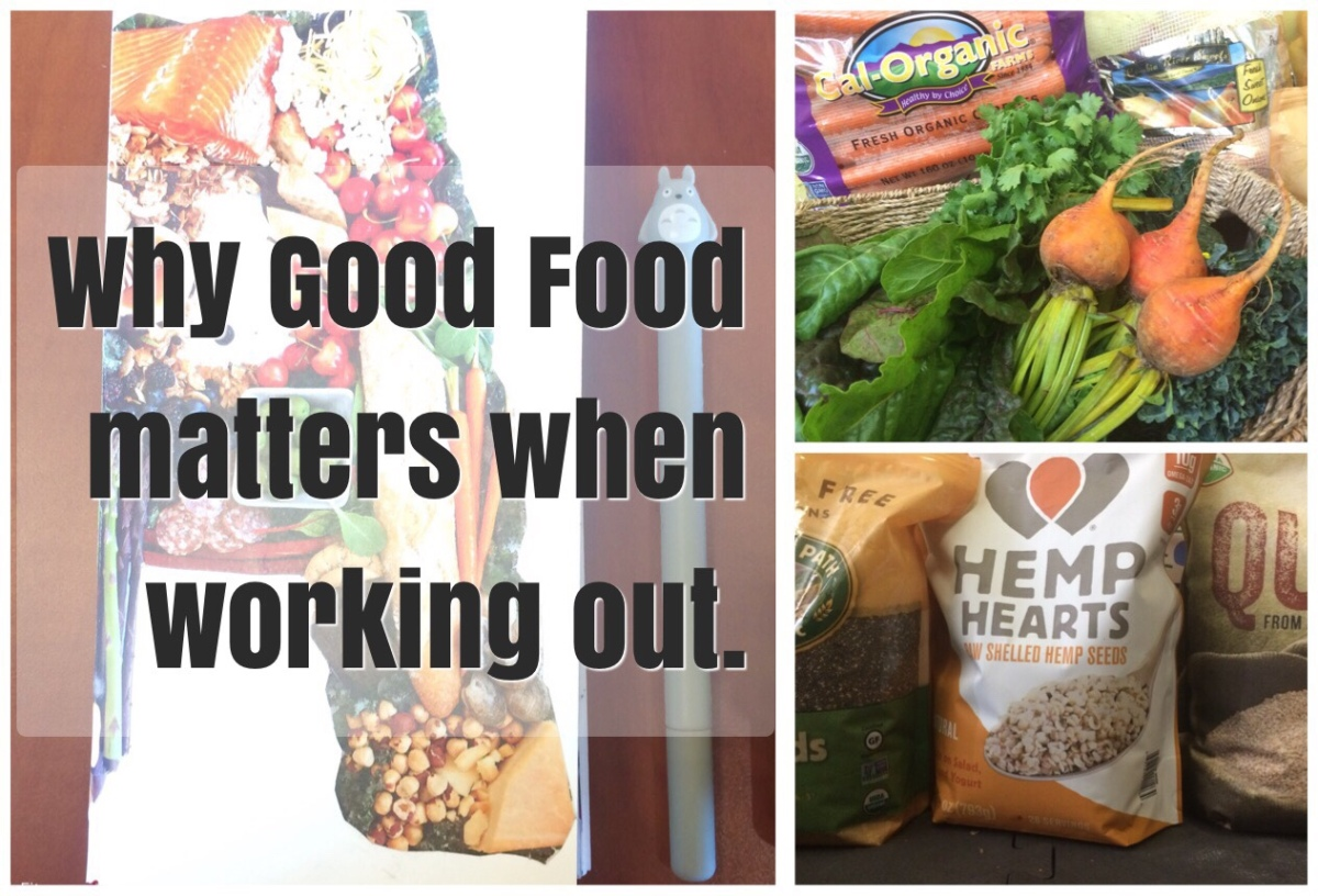 Food & Fitness, Why it matters.
